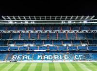 Csütörtökön bajnok lehet a Real Madrid
