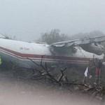 Elfogyott az üzemanyaga egy ukrán repülőnek a leszállás előtt, öten meghaltak