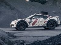 Rendes terepjárót csináltak egy Nissan GT-R-ből