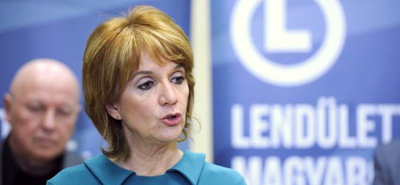 Jobbik: Másolt ajánlóívvel bukott le Lévai Katalin