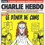 Kiállították a Charlie Hebdo címlapjait