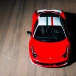 Lauda inspirálta egy fanatikus rajongó Ferrari 458 Italiáját – fotók