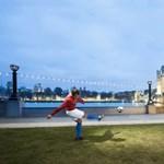 London 2012: pazar képek az épülő olimpiai létesítményekről