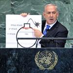 Netanjahu: jövő nyártól már gyárthatna atomfegyvert Irán