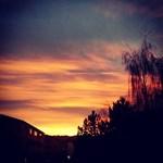 Fotók: Ritkán látunk a maihoz hasonlóan szép naplementét