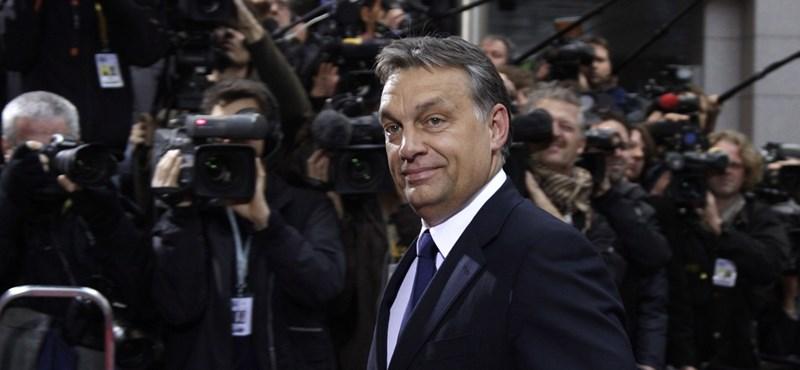A nap Pinokkiója: Orbán Viktor