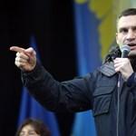Klicsko is indul az ukrán elnökségért