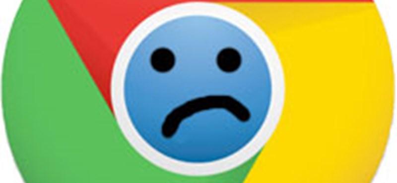 800 ezer Chrome-felhasználó jelszavait lopták el