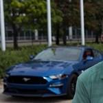 """Zseniális: """"Csendes szomszéd mód"""" is van az új Mustangban - videó"""