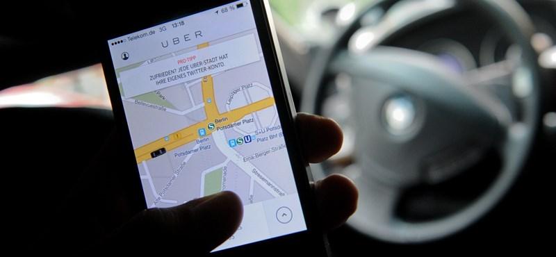 Londonban meggondolták magukat: lehet Uberrel utazni