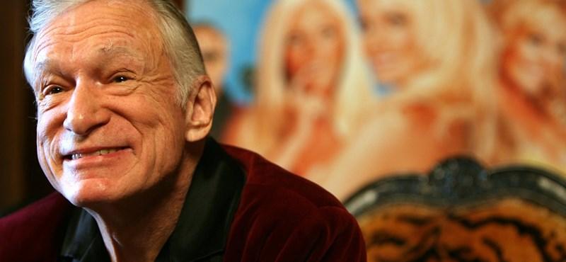 Kiderült, mi okozta Hugh Hefner halálát