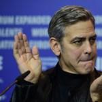 """Clooney: """"Nem tudtam, hogy ennyire hülye leszek a filmben"""""""