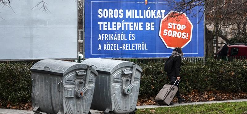 Márki-Zay a The Guardiannek: A civilek ellen szól a Stop Soros