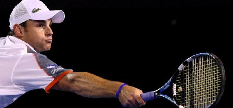 Búcsúzott a US Opentől a 2003-as győztes
