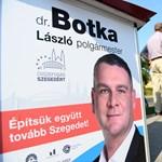 Eggyel kevesebb kihívója van Botka Lászlónak