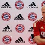 Ágyéksérüléstől szenved a Bayern München sztárja