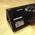 Kipróbáltuk: Samsung MV800 MultiView - hajtogassunk fényképezőgépet