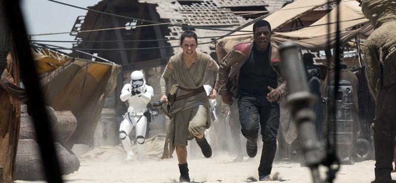 A Star Wars 7 a legnézettebb film Magyarországon