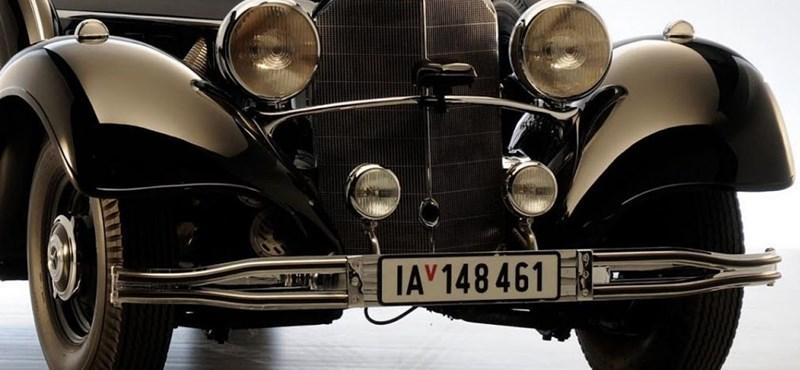 Eladó Adolf Hitler autója