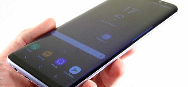 Samsung Galaxy S8: a hosszú és drága telefon, melybe mindent belepakoltak