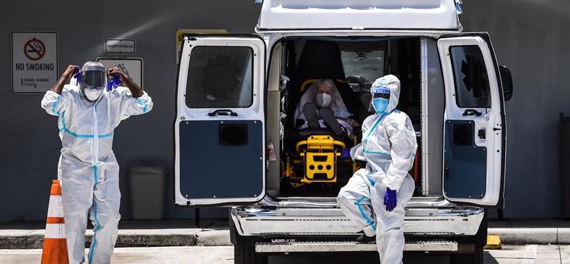 Válságos a helyzet a szlovéniai kórházakban