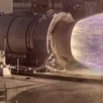 Mintha sci-fi lenne, pedig ez a valóság: így éget egy NASA-űrhajó rakétája – videó