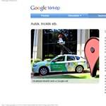 Ilyen járművekkel készíti a Google a Street View képeket