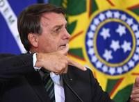 Nem hordott maszkot a brazil elnök, megint megbírságolták