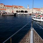 Dubaji, kanadai és spanyol luxusberuházások Dél-Dalmáciában
