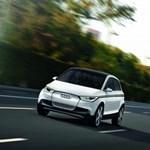 Audi A2: ilyen lesz?