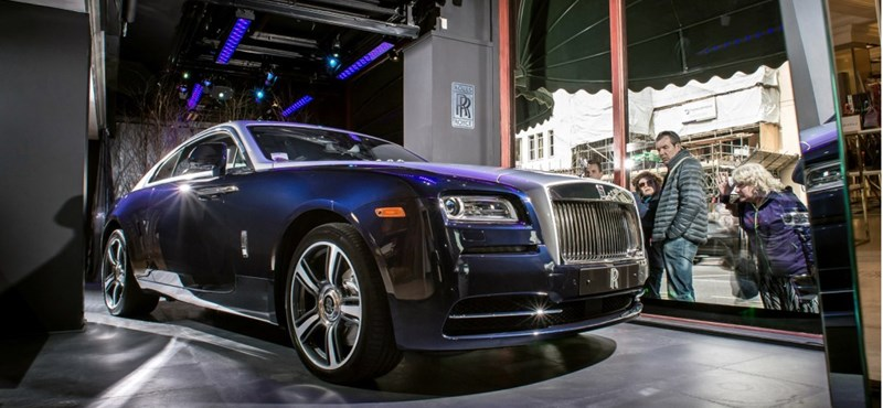 A Harrodsban is kapható az új 85 millió forintos Rolls-Royce