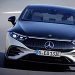 40 millió forint felett nyit itthon a Mercedes EQS luxus villanyautó