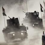 Az iraki állami tévé közszolgálatilag mondta be, hogy mindjárt vége a háborúnak