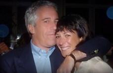 Ártatlannak vallotta magát Epstein volt barátnője