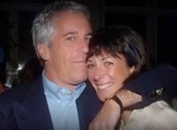 Letartóztatta az FBI Jeffrey Epstein volt barátnőjét