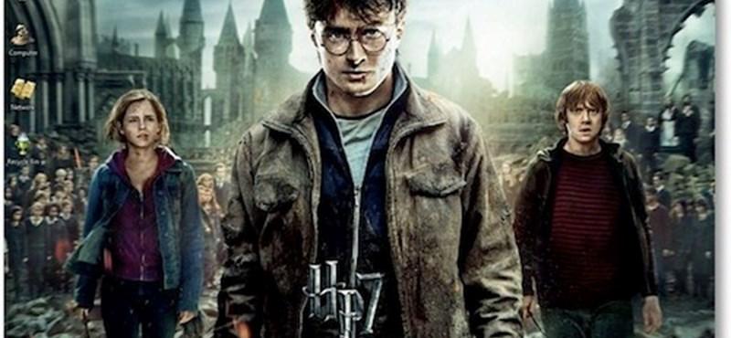 Harry Potter – The Deathly Hallows Part 2 téma Windows 7-hez