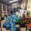 Két tonna adományt gyűjtöttek a rászorulóknak Gyomaendrődön