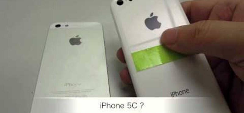 Videón az olcsó iPhone borítása