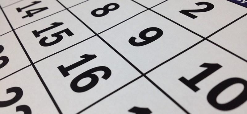 Négy szombat lesz még idén munkanap – mutatjuk, mire kell felkészülni