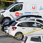 Marokkói férfi ejtett túszokat a francia szupermarketben