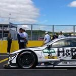 Ma és holnap az ordító V8-as DTM autóktól hangos a Hungaroring - összecsap az Audi, a BMW és a Merci