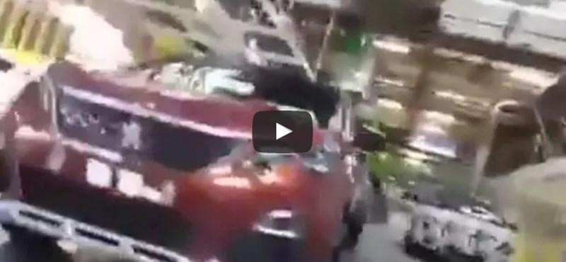 Kémvideó: a gyárban filmezték le az új Peugeot 3008-at