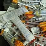 Súlyos járványt kockáztatva hanyagolja a kormány a drogprogramot