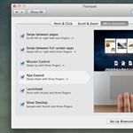 Lion tipp: adott alkalmazás nyitott ablakainak megjelenítése egy mozdulattal