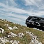 Terepre vele - teszten a Mercedes E-osztály All-Terrain