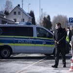 Beutazási tilalom lépett életbe Csehországból Németországba