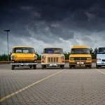 A legnépszerűbb furgonok Magyarországon 2012-ben