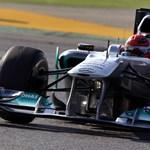 Eddig bírta Forma-1 nélkül Schumacher