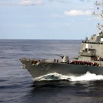 Ütközött egy amerikai rombolóhajó, eltűnt 10 tengerész