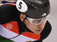 Liu Shaoang világbajnok 500 méteren
